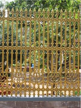 Hàng rào nhôm đúc VGP06